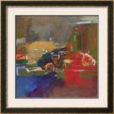 Homage to Chardin I Art by Heidi Coutu