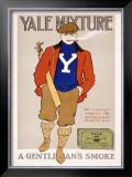 Yale Mixture Framed Giclee Print