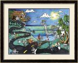 Surfers Paradise Prints by  BOGY (Aaron Bogushefsky)