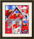 2009-10 Montreal Canadians Team Framed Photographic Print