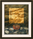 Zen I Limited Edition Framed Print by Fabrice Alberti