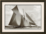 The Schooner Susanne Posters by Frank Beken
