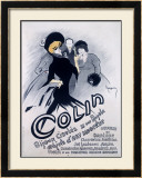 Colin Framed Giclee Print by Leonetto Cappiello