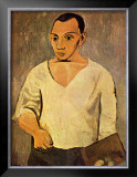 Self Portrait, c.1906 Art by Pablo Picasso