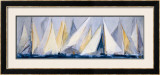 First Sail I Prints by María Antonia Torres