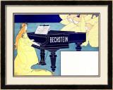 Bechstein Framed Giclee Print