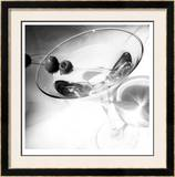 Martini Classic II Limited Edition Framed Print by  Peterson