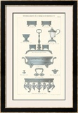 Silverware VI Limited Edition Framed Print by Anonymous