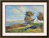 Dingle Bay, Ireland Prints by Hugh O'Neil