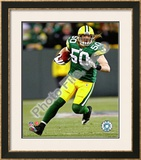 A.J. Hawk Framed Photographic Print