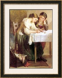 Love Letter Prints by H. Lejeune