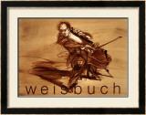 Le Violoncelliste Prints by Claude Weisbuch