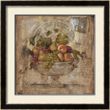 Melange De Fruit I Posters by Francois Fressinier