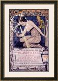Brevetto Auer Framed Giclee Print