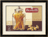Pasta Italiana Poster by Bjorn Baar
