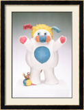 Popples Posters by Jeff Koons
