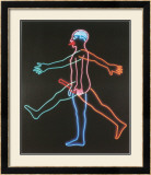 Marching Man, c.1985 Posters by Bruce Nauman