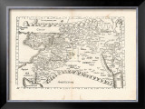 Vienne, 1522 - 1541 Limited Edition Framed Print by C. Ptolemy