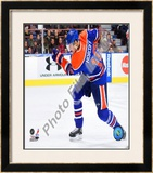 Shawn Horcoff 2009-10 Framed Photographic Print