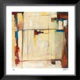 Quiet Shades IV Limited Edition Framed Print by  Judeen