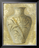 Vase Tropical I Prints by Didier Berger