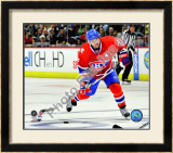 Brian Gionta 2009-10 Framed Photographic Print