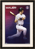 Minnesota Twins - Joe Mauer Poster