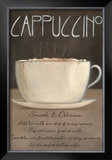Cappuccino Prints by Mandy Pritty