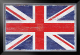 Union Jack Poster by Ben James