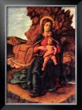 La Vierge a la Grotte Prints by Andrea Mantegna
