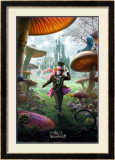 Alice In Wonderland Prints