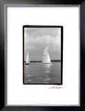 Ocean Breeze III Prints by Laura Denardo