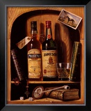 Jameson Irish Whiskey Print by Raymond Campbell