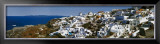 Santorini, Greece Art by James Blakeway