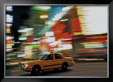 Taxi Trip Prints by Cesano Boscone