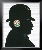 Sony Tape Limited Edition Framed Print by Milton Glaser