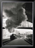 Gare Saint-Lazare, Paris II Posters by Edouard Boubat