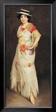 El Tango Prints by Robert Henri