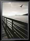Wooden Walkway, Avila Beach Prints by Ethel Davies
