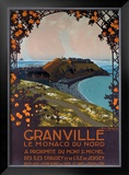 Granville Framed Giclee Print by Georges Dorival