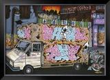 Kamtar Sens I Prints by  Butch & Pea