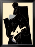 Woman with Guitar, c.1924 Prints by Pablo Picasso