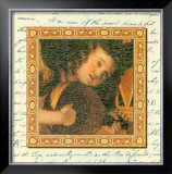 Cherubs from Italy III Prints by Giovanni Bellini