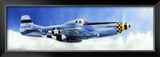P-51D Mustang Framed Giclee Print by Douglas Castleman