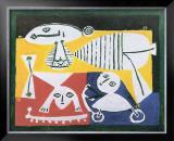 Mere et Enfants, 1951 Posters by Pablo Picasso