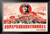 Sayings of Mao Posters