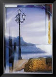 Mallorca Lamp Post Posters by W. Reinshagen