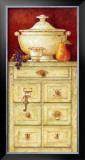 Urn on a Dresser II Poster by Eric Barjot