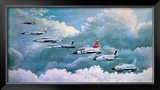 Century Series Fantasy Formation Framed Giclee Print by Douglas Castleman