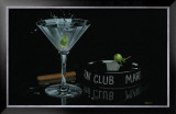 Martini Club Prints by Michael Godard